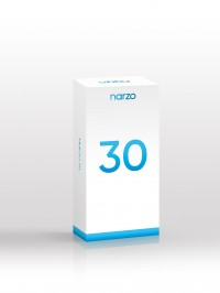 Narzo 30 box design options