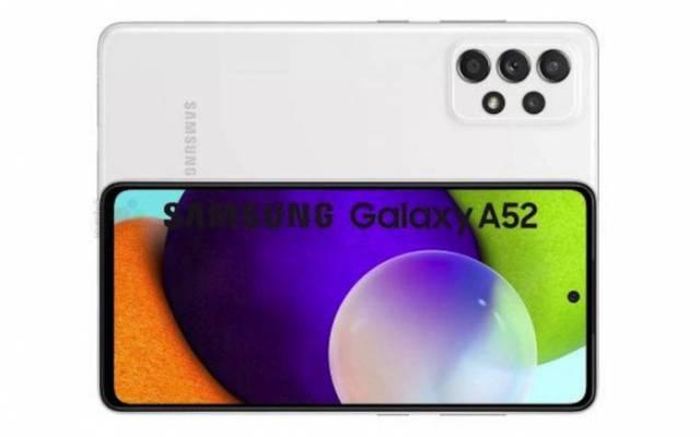 Samsung Galaxy A52 Launch