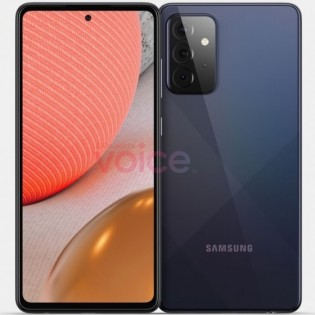 Galaxy A72 5G (Source: OnLeaks)