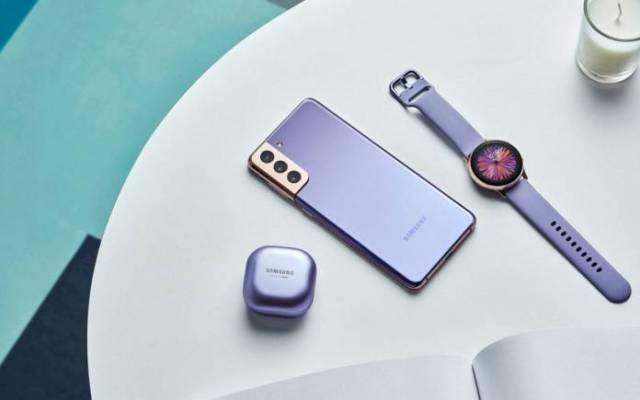 Samsung Galaxy S21 Battery Drain Issue