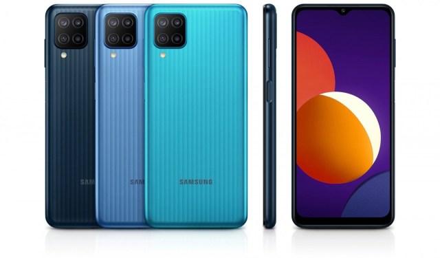 Samsung unveils Galaxy M12 with 6,000 mAh battery, 48 MP main camera