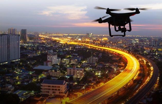 Surveillance par drones: La CNIL aimerait un cadre plus précis