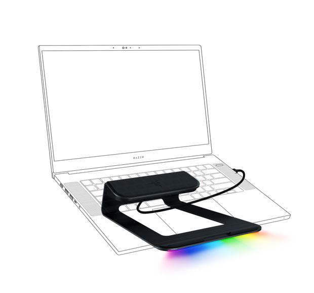 Laptop Stand Chroma V2 de Razer