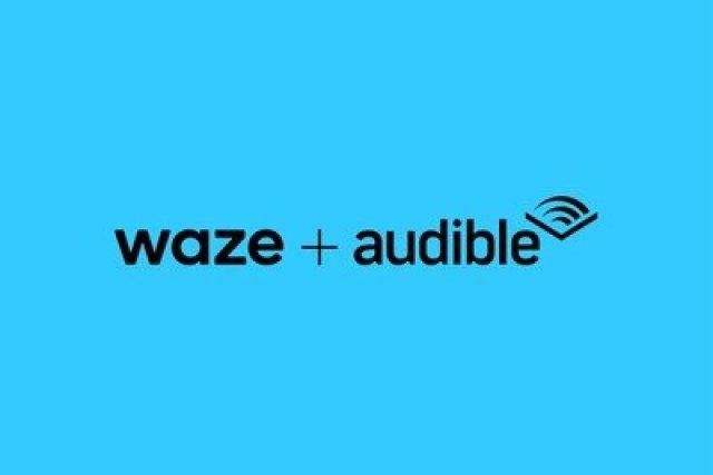 audible waze