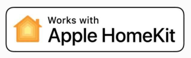 Works with Apple HomeKit logo