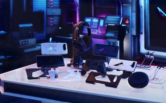 ASUS ROG Phone 5 Series Launch