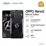 Oppo Reno 5 Marvel Edition