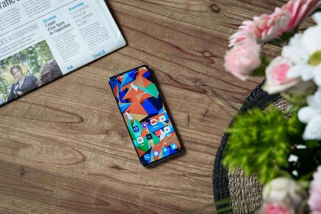 test oppo find x3 pro color os