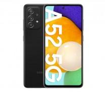 Samsung Galaxy A52 5G in Black