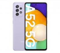 Samsung Galaxy A52 5G in Purple
