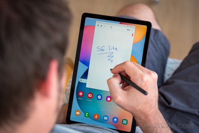 Samsung Galaxy Tab S6 Lite finally gets DeX with One UI 3.1 update