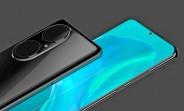 Huawei P50 Pro leaked renders reveal striking design