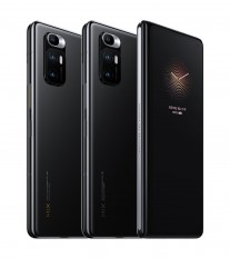 Two editions of the Mi Mix Fold