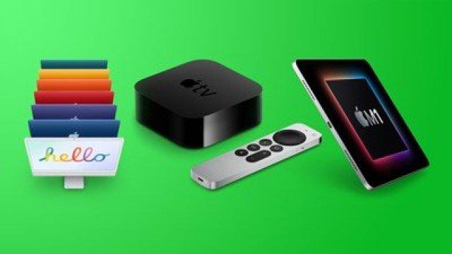 iMac and iPad May 21 Feature Green
