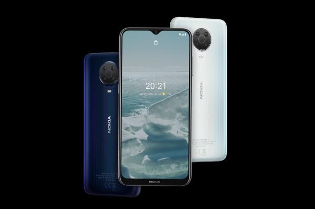 le Nokia G20