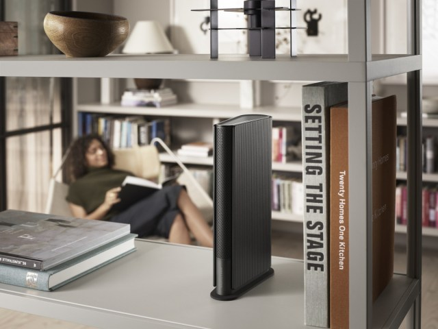 Bang & Olufsen announces Beosound Emerge wireless bookshelf speaker