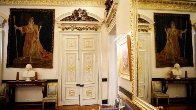 Le Palais Vivienne en février 2019. (MAXPPP)