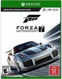 Forza Motorsport 7 Box Art