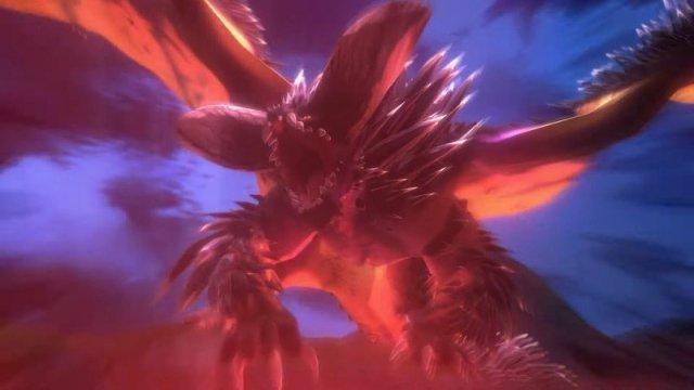 Monster Hunter Stories 2 Nergigante