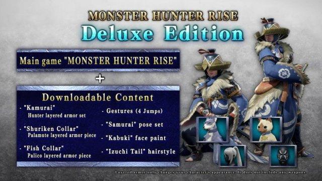Monster Hunter Rise Deluxe
