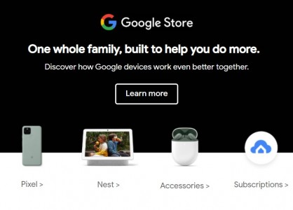 Google's email to Nest owners may have leaked the upcoming Pixel Buds A