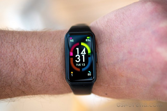 Honor Band 6 review