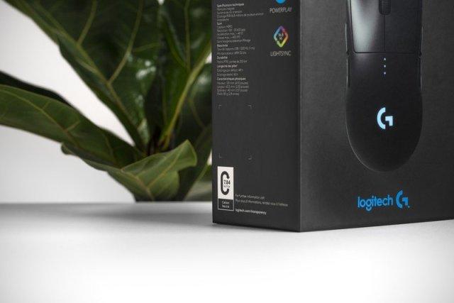 Logitech Packaging