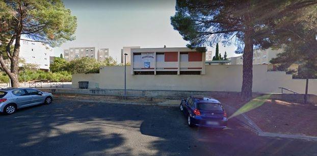 Un schéma de repérage de l'église Notre-Dame de la réconciliation, située dans le quartier de la Devèze à Béziers, a été retrouvé dans le carnet de la jeune femme.