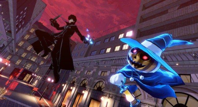 Persona 5 Strikers Joker Showtime