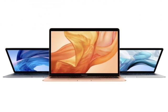 MacBook Air (Image d'illustration)