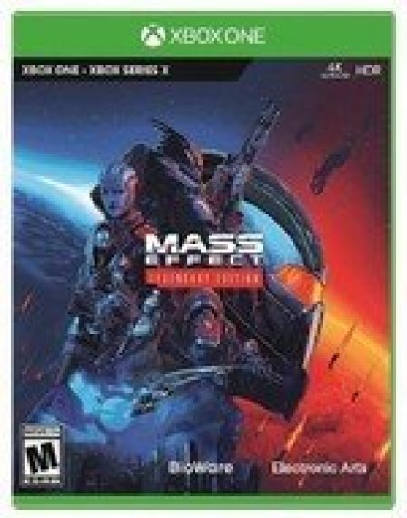 Mass Effect Legendary Xbox