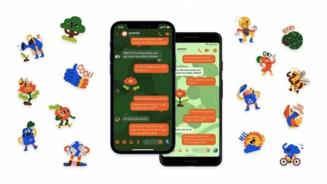 Earth Day Facebook Messenger Kids