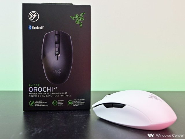 Razer Orochi V2