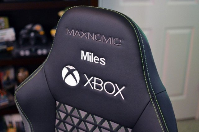 Maxnomic Xbox 2.0 Ofc Gaming Chair Name