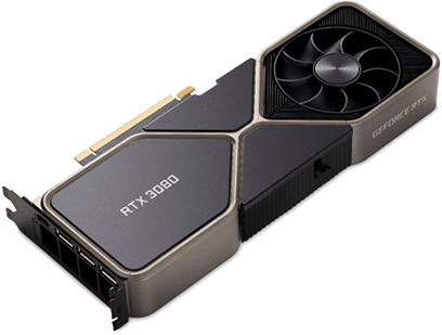 NVIDIA RTX 3080 Founders Edition