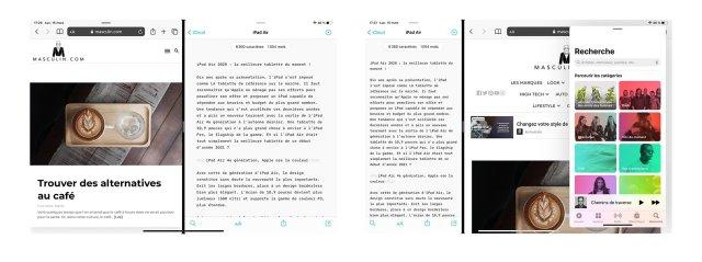 Test iPad Air 2020 : la meilleure tablette Apple