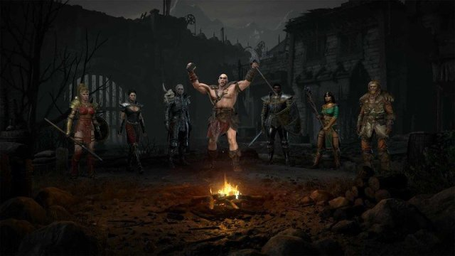 Diablo 2 Resurrected Classes