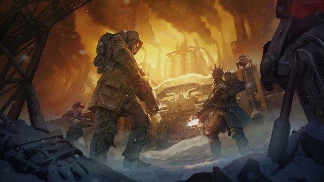 Wasteland 3 Battle Of Steeltown Dlc Hero