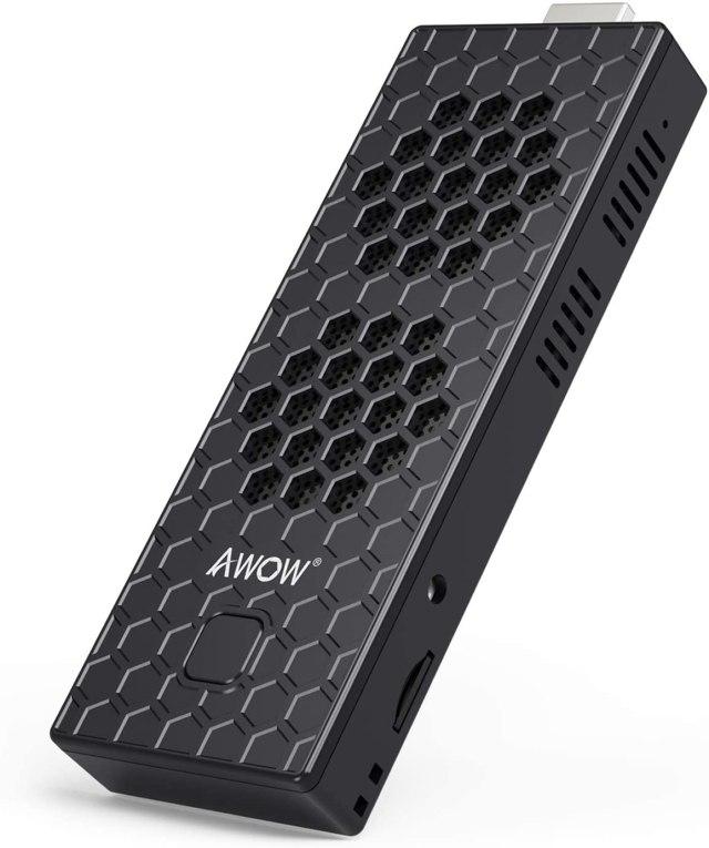 Awow Mini Pc Stick With Intel Celeron N