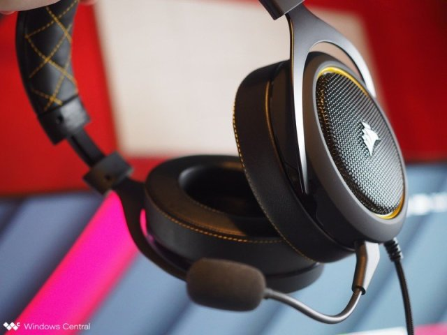 Corsair Hs60 Pro Surround Headset Review