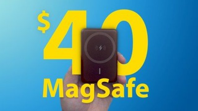 anker magnetic battery pack feature