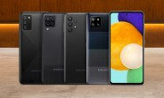 Samsung is bringing five Galaxy A 2021 models to the US this month, three with 5G