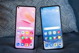 Xiaomi Mi 11 Lite 5G and 4G