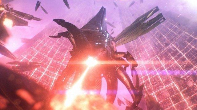 Mass Effect Legendary Edition Citadel Reaper