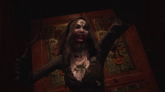 Resident Evil Village Maiden Daughter