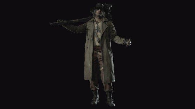Resident Evil Village Heisenberg Figure