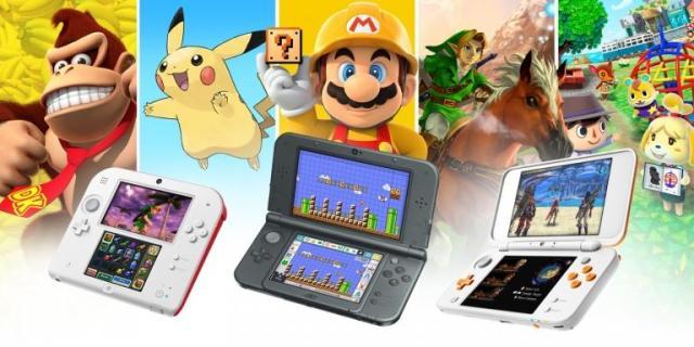 La 3DS, une des premières utilisations de la technologie