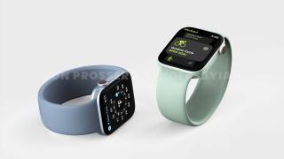 Apple Watch Series 7 renders (Source: @RendersbyIan)