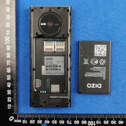 Dizo Star 500 feature phone (photos by FCC)