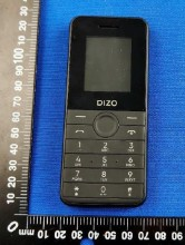 Dizo Star 300 feature phone (photos by FCC)